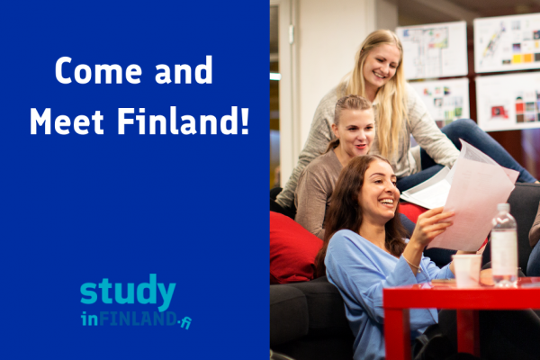 Come and Meet Finland at the student fair